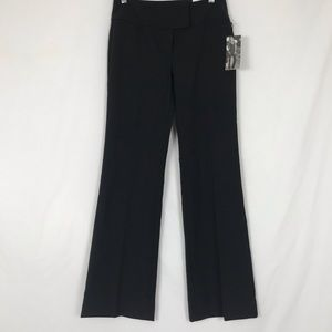 NWT Express The Editor Pants Wide Waistband 0